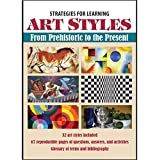 Crystal Productions CP1855 Strategies for Learning (Art Styles Wbk)