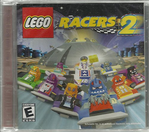 Lego Racers Ring (Lego Racers 2 - PC Jewel Case)