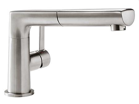 Villeroy & Boch Sorano Shower Edelstahl Hochdruck Küchen-Armatur ...