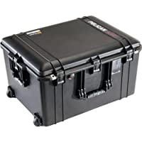 Pelican 1637 Protector Case with Pick N Pluck Foam, Black