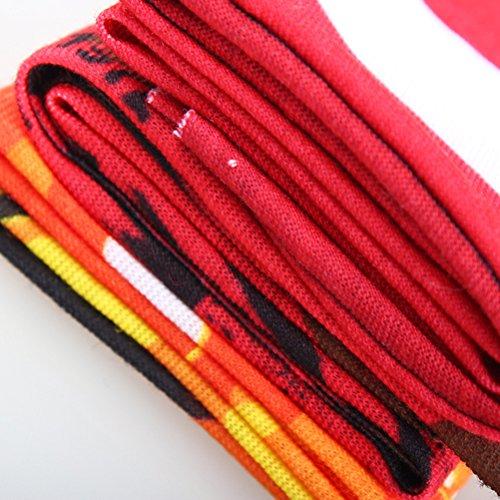 Pour Anam Bracelet Multifonction Cou Unisexe Et Écharpe Coutures Tête De Tube Sans nbsp; 6 lot Bandanas Hq6nYr0H