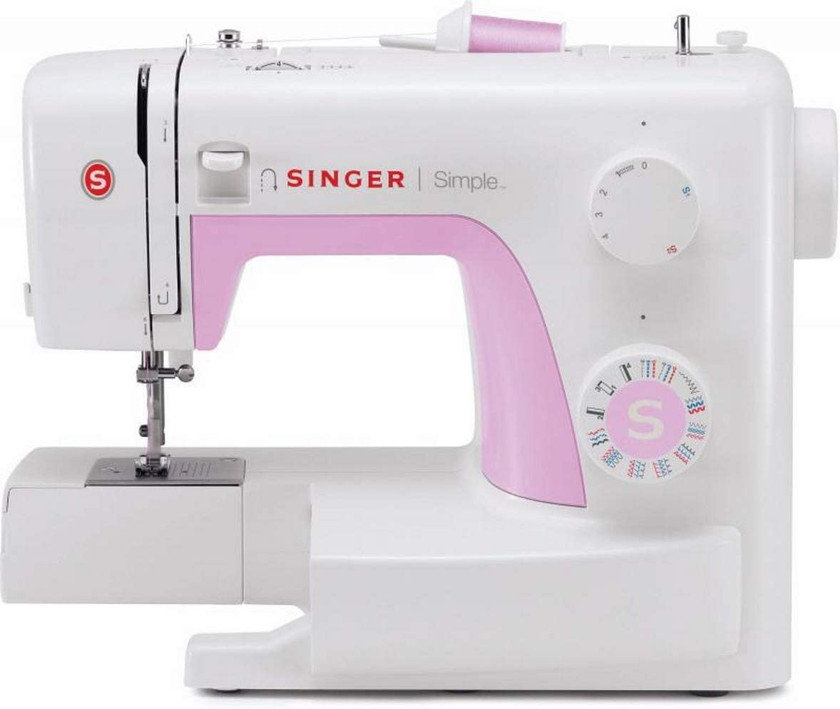 Singer 3223 Simple - Máquina de coser mecánica, 23 puntadas, color ...