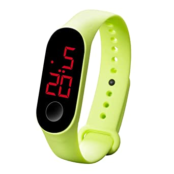 Sport de Montre étanche avec Alarme/Chronomètre LED Sport ...