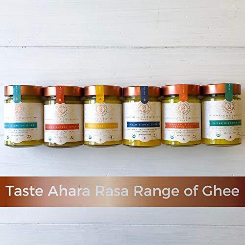 Ahara Rasa Organic Traditional Ghee 10oz, 100% Pure Grass Fed by Ahara Rasa (Image #3)