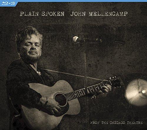 John Mellencamp - Plain Spoken, From The Chicago Theatre (Blu-ray/CD) (Best Spoken Word Artists)