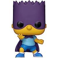 Pop Animation: Simpsons S2 - Bart Bartman