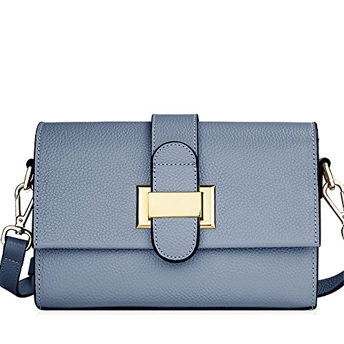 Negro De Gwqgz Simple Señora Nuevo Moda Bolso Blue xqCYx14v