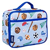 Wildkin Olive Kids Game on Lunch Bag