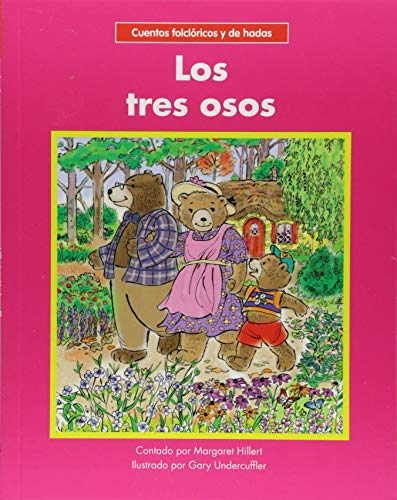 Los tres osos/ The Three Bears (Beginning-to-read, Spanish Fairy Tales & Folklore) (Spanish Edition) by Norwood House Pr