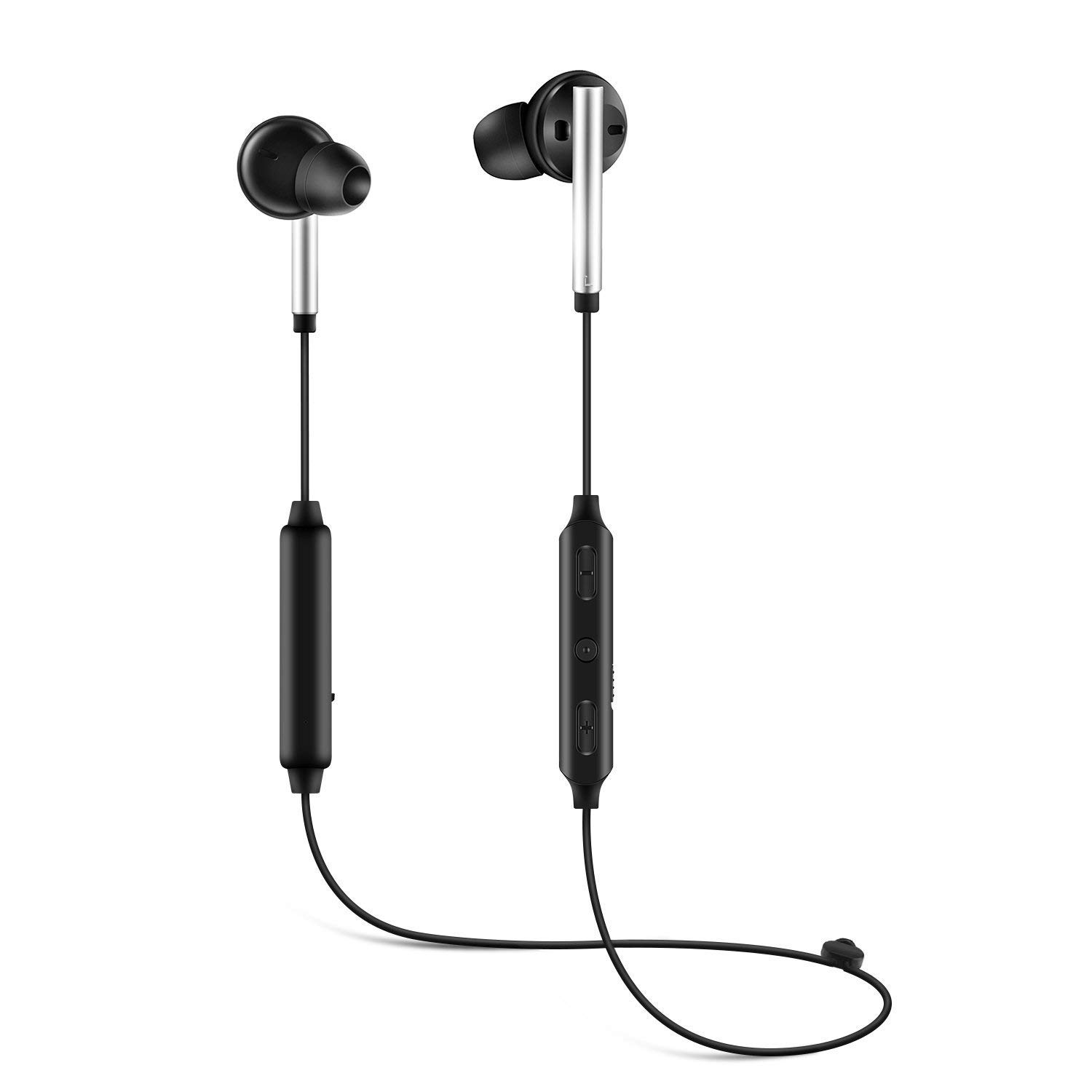 a35b2b2d776 DIZA100 EB03 Active Noise Cancelling Headphones, APTX Support Superior  Stereo Sound in-Ear Wireless Headset Bluetooth ANC Earbuds Microphone 8  Hours ...