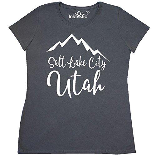 inktastic Salt Lake City Utah Women's T-Shirt XX-Large - Place Slc Fashion