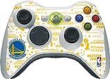 NBA - Golden State Warriors - Golden State Warriors Historic Blast - Skin for 1 Microsoft Xbox 360 Wireless Controller