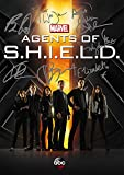 Agents of S.H.I.E.L.D Shield Tv Print (11.7 X 8.3) Joss Whedon Gregg Bennet Henstridge Dalton Wang De Caestecker
