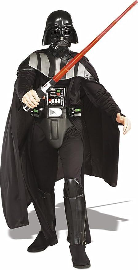 Deluxe Darth Vader traje XL: Amazon.es: Juguetes y juegos