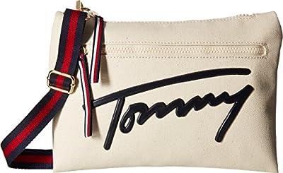 Tommy Hilfiger Canvas Crossbody