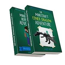 Minecraft Self Adventure: Minecraft Ender Dragon & Herobrine: (Minecraft Choose Your Own Story, Minecraft Self Quest, Minecraft Stories for Children)