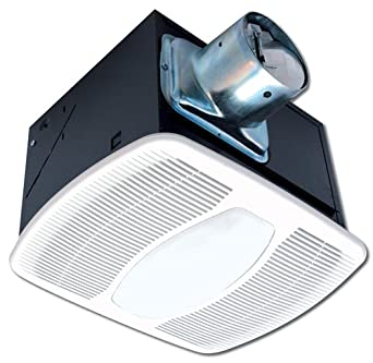 air king akf100 energy star deluxe quiet series exhaust bath fan with light and low profile