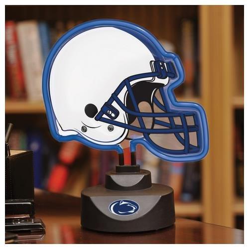 Penn State University Neon Helmet - Lamps State Penn
