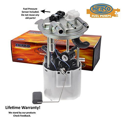 Electric Fuel Pump Module Assembly Herko Premium High Performance 295GE