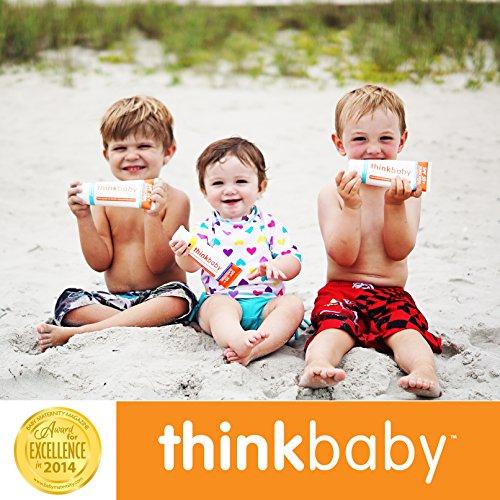 Thinkbaby Safe Sunscreen SPF 50+, 3oz
