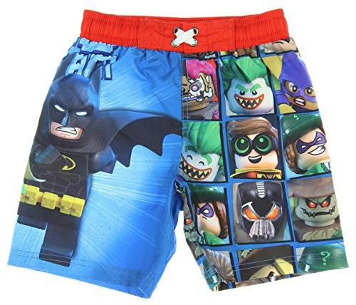 Lego Batman Boys Trunks Shorts