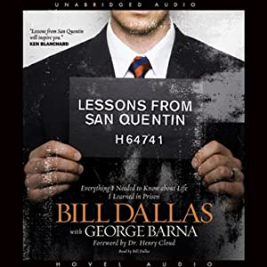 Lessons from San Quentin Audiobook