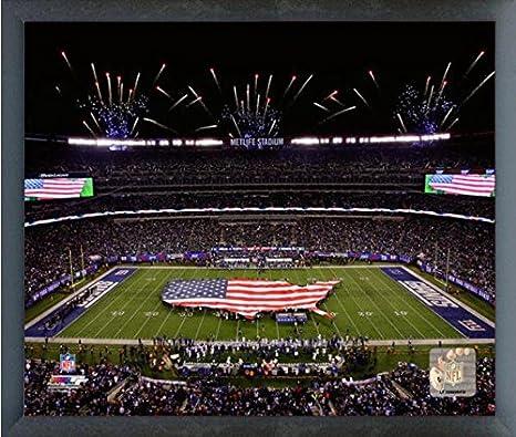 the best attitude d527f 832ae Amazon.com : MetLife Stadium New York Giants Photo (Size: 12 ...