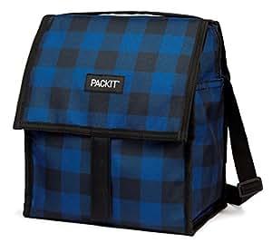 Amazon.com: PackIt - Bolsa de almuerzo para congelar ...