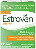 Estroven Energy Multi - Symptom Menopause Relief, 40-Count Boxes (Pack of 2)