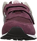 New Balance Boys' 574v1 Essentials Hook and Loop