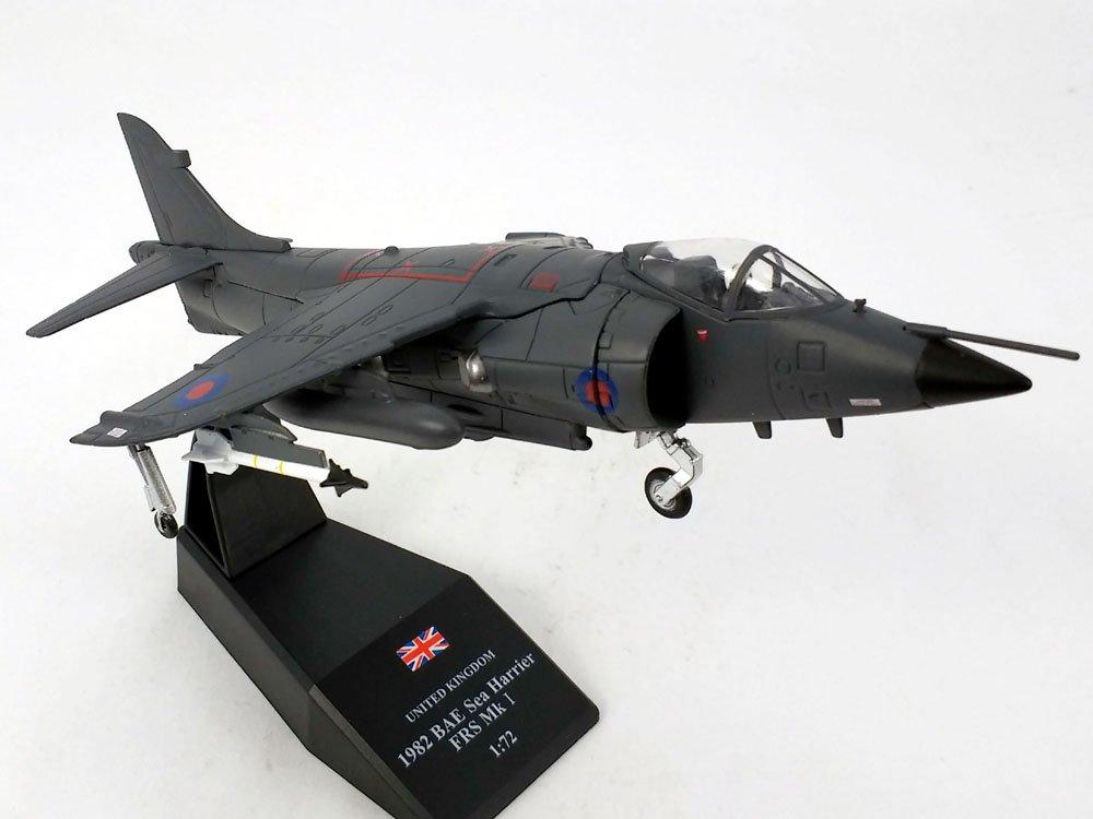 Humatt 40606 Harrier Die-Cast Plane Scale 1:72