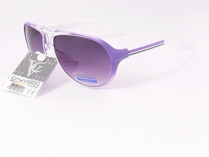 lunettes de soleil aviateur mixte homme femme mode tendance 023577 (monture rouge, largeur:135mm hauteur:50mm)