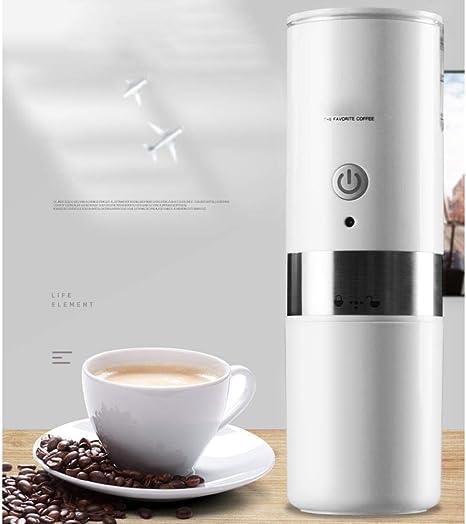 Cafetera eléctrica USB portátil Máquina de café automática Pequeña ...