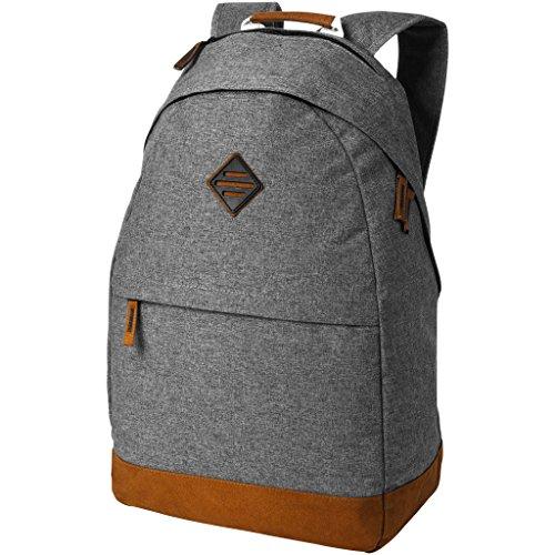 Avenue Rucksack Echo für 15,6-Zoll-Laptops und Tablet Grau Meliert