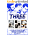 Three: A Collection of Gay Ménage Romances