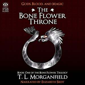 The Bone Flower Throne Audiobook