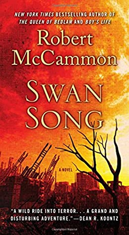 Swan Song - Best Post-Apocalyptic Fiction book