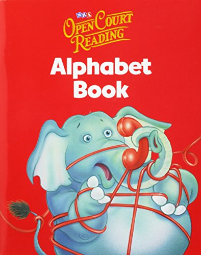 Open Court Reading: Alphabet Book (IMAGINE IT)