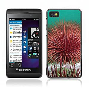 Carcasa Funda Case //Sea Urchin V0000267// BlackBerry Z10