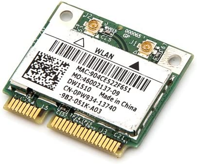 DELL 1510 WIRELESS-N WLAN MINI-CARD WINDOWS 7 64BIT DRIVER DOWNLOAD