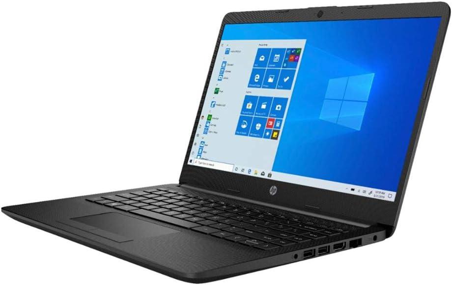 HP 14 Inch Laptop, AMD Athlon Silver 3050U 3.2 GHz, 8GB DDR4 RAM, 256GB SSD