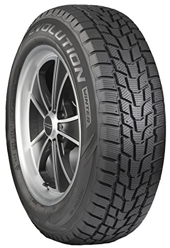 Cooper Evolution Winter Studable-Winter Radial Tire - 245/60R18 105T