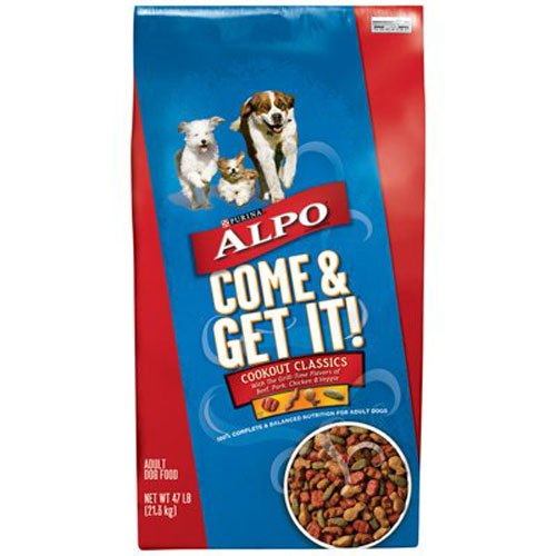 Alpo Pet Foods (NESTLE PURINA PET CARE PRO Alpo Come N Get It 52 lb, Large)