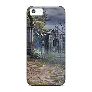 MMZ DIY PHONE CASEFor Iphone Case, High Quality Witch Hunters Stolen Beauty03 For ipod touch 5 Cover Cases