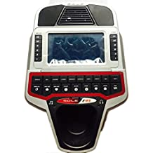 Sole Elliptical Display Console 2013 E95 595012 595013 Control Panel Screen New
