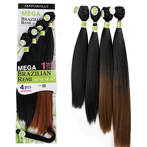 Syabeca Synthetic Straight Hair Extensions product image