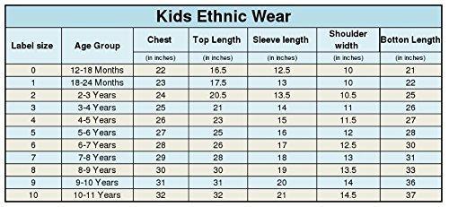 KLAUD ZEE Kids Ethnic Baby Boys' Indo Western Silk Festive and Party Wear Sherwani, Payjama Waistcoat Pant Set 6-7 Years, NAvy by KLAUD ZEE (Image #5)