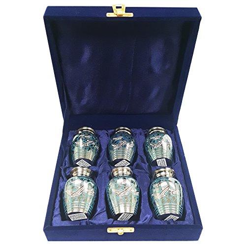 urns set of 6 - 5