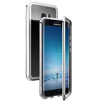 Anfire Funda para Samsung Galaxy S7 Edge con Transparent y ...