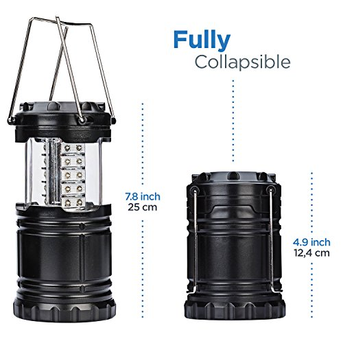 Camping-Lantern-Portable-Outdoor-Collapsible-Lantern-Includes-Batteries
